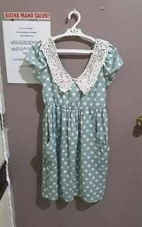 Cute polka dress