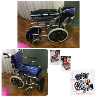 Simply Sale-premium lightweight foldable Wheelchair