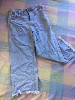 Lee boyfriend jeans
