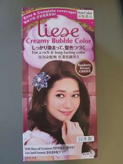 Liese Hair Dye - Raspberry brown