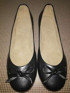 Black DollShoes
