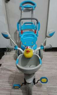 Bike for babies.