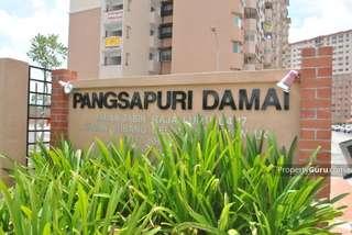 Pangsapuri Damai Apartment for sales