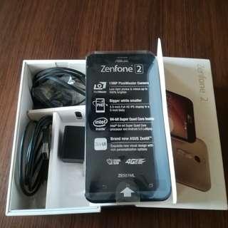 Asus Zenfone 2 32gb 4gbram Complete