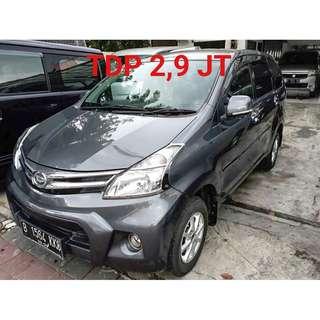 Daihatsu Xenia 1000 Family 2012 Tdp 2.9 jt