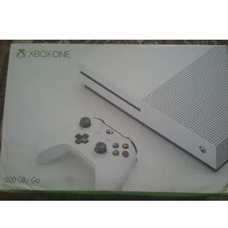 Xbox One S for swap with PS4