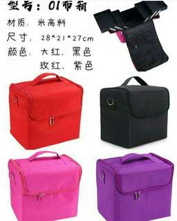 Makeup Bag  (with free delivery)