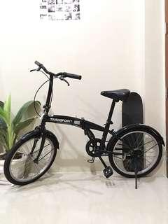 Folding Japanese Bike