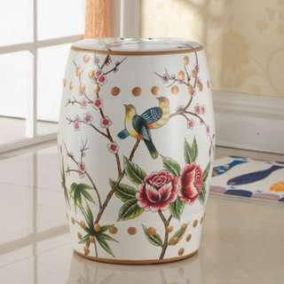 Ceramic Stool (TCGD11)