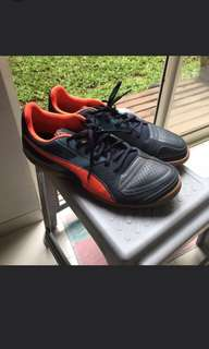 PUMA FUTSAL INVICTO SALA (NAVY) UK. 43
