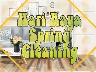 Hari Raya Spring Cleaning