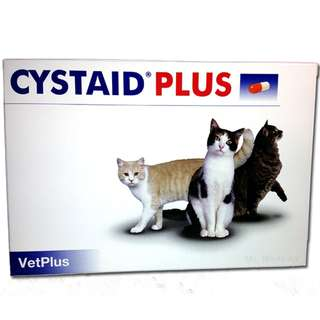 Cystaid Plus for cats X 30 tablets