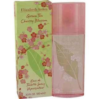 Elizabeth Arden Green Tea Cherry Blossom Eau de Toilette for Women 100ml