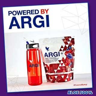 Forever「能量精氨酸ARGI+」