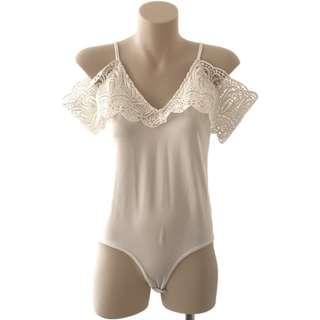 Valleygirl Bodysuit, size Large