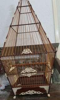 Neow seng full ivory jumbo cage