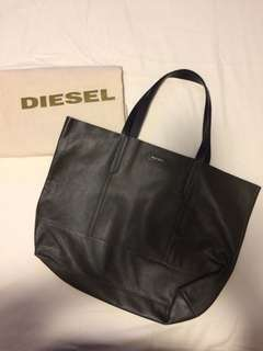 Diesel Leather Bag, only wore this bag once