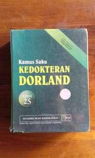 Kamus Kedokteran Dorland edisi 25