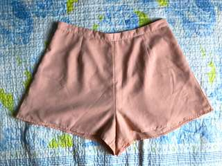 FOREVER21 Blush Pink Shorts