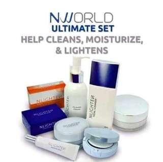 Nworld Ultimate Set