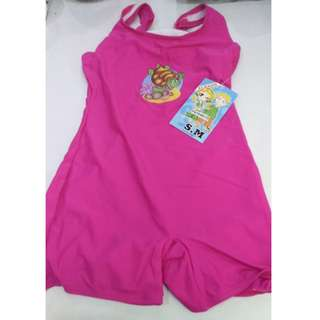 Swimsuit Kids code:F61046 size S.M/10