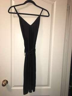 Jluxabel midi black dress