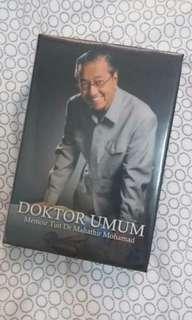 Doktor Umum- Memoir Tun Dr Mahathir(hardcover)