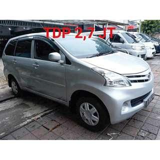 Daihatsu Xenia 1000-D 2012 Tdp 2.7 jt