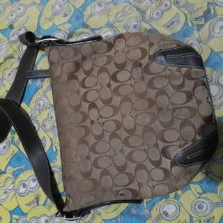 Authentic coach vintage bag