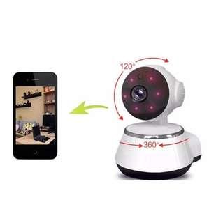 Wifi HD  Wireless IP Home Security Surveillance Camera Night Vision