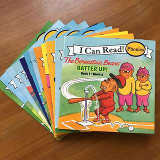I Can Read - Phonics Fun (Berenstain Bears)