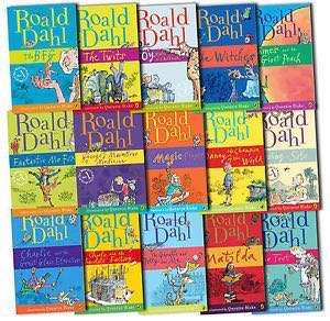 Ebooks by Ronald Dahl