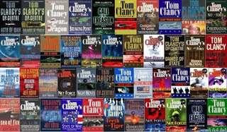 Ebooks by Tom Clancy