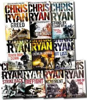 Ebooks by Chris Ryan