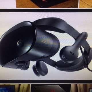 Samsung HMD VR headset