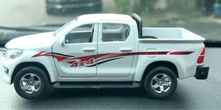 Toyota hilux Diecast