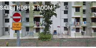 3rm HDB Flat locates at central area