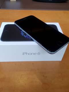 Iphone 6 (Space Grey, 64gb)