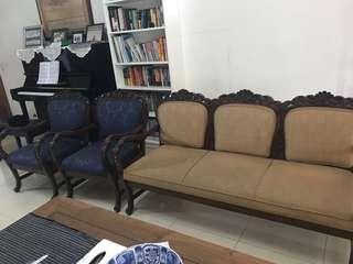 Set kursi & meja