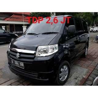 Suzuki APV-GL 2014 Tdp 2.6 jt