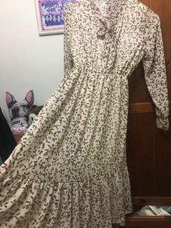 🚚 碎花洋裝
