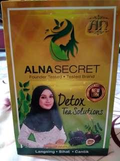Alna detox tea