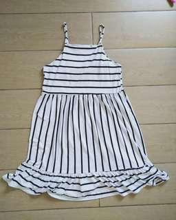 Stripe dress brand new