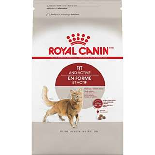 ROYAL CANIN FELINE HEALTH NUTRITIO FIT AND ACTIVE DRY CAT FOOD (4KG)