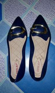Jelly sandal pointed
