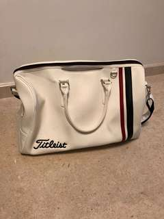 Titleist bag never used