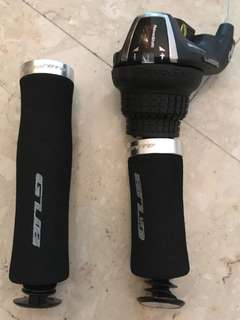 Handlebars Grips for Revo Shifter