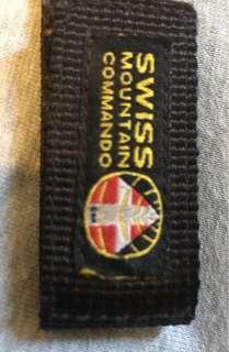 絕版瑞士軍錶Wenger,瑞士軍隊登山突擊隊Mountain Commando 專用。80% new 少帶。