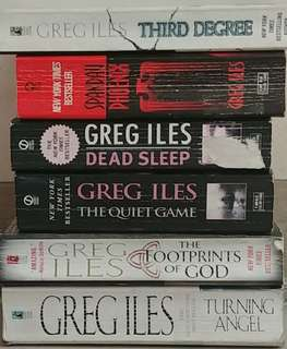 Books by Greg Iles