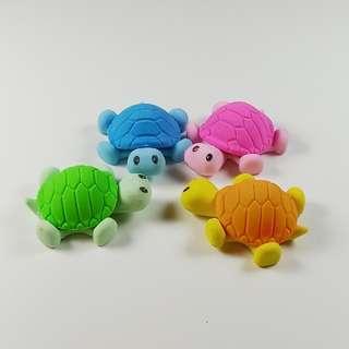 小烏龜橡皮